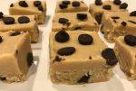 Easy No-Bake Cookie Dough Fudge Recipe, Karen Porter Holistic Food Coach