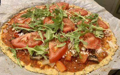 Grain-Free Pizza Crust